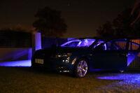 Music Activated Door Strip Lights for Toyota Celica Chaser Soarer  Supra LED