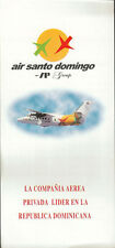 Air Santo Domingo system timetable [3031] Buy 2 Get 1 Free