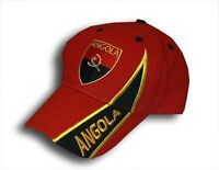 Angola Kappe Cap Cape Universalgröße  Fan Kurve +neu+ WM EM