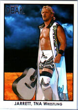 TNA Jeff Jarrett #95 OBAK Retro Card Short Print LE 600 2010 Tristar New Era FD