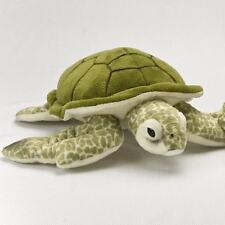 Colorata Green Sea Turtle Real Plush  M Size Japan New