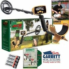 Garrett Ace 150 Metal Detector with Instructional DVD and More !