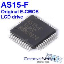 AS15-F AS15 AS15F AS15G QFP48 Chip para T-CON Original - LCD Power chip E-CMOS