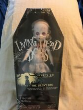 Living Dead Dolls The Silent One..Factory Sealed
