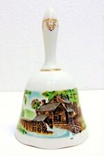 Currier and Ives Ceramic Bell No. 24495 American Treasury Limited Edition 1979