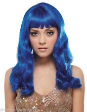 Complementos sexy de color principal azul para disfraces y ropa de época