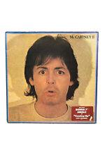 Paul McCartney II 2 Vinyl LP Record Album FC-36511 Columbia 1980 Gatefold