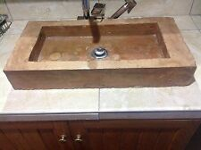 Concrete Rustic Sink