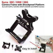 Sport Camera Holder Shockproof Mount for GoPro SJCAM Syma X8C X8W X8G Quadcopter