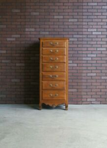 Dresser ~ Tall Chest of Drawers ~Country French Lingerie Chest by Ethan Allen