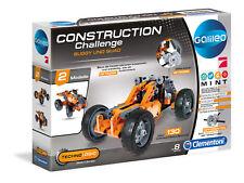 Clementoni Galileo Construction Challenge  Buggy & Quad 59015 #brandtoys