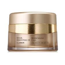 [the SAEM] Snail Essential EX Wrinkle Solution Cream 60ml