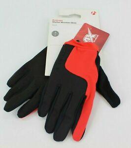 Trek / Bontrager Rhythm Mountain Glove Red/Black Size S