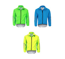 Pitbull Rask Waterproof Cycling Jacket / Rain Jacket - Windproof