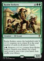 MTG x4 Realm Seekers Commander 2016 RARE Green NM/M SKU#280