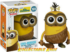Funko Pop Movies Minions Figure AU Naturel