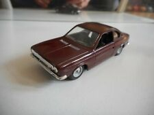 Solido Lancia Beta Coupe 1800 in Bordeaux Red on 1:43