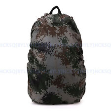 Outdoor Camping Rain Dust Waterproof Bag Back Travel Pack Backpack Poncho Cover