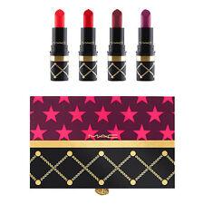 M·A.C Nutcracker Sweet RED Lipstick Kit- BNIB -CHRISTMAS GIFT