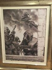 "SAS"" Iranian embassy siege ""Limited edition print"
