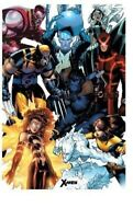 X-MEN ~ ICY COLLAGE ~ 22x34 Comic Poster ~ NEW/ROLLED!