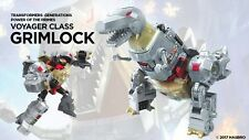 Transformers Generations Power of The Primes Grimlock Voyager Class Hasbro E1136