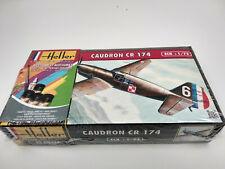 Avion Caudron CF 174 Maquette a monter Heller France neuve echelle 1:72