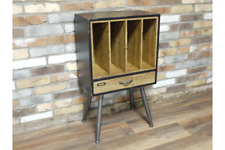 Industrial Retro Factory Style Rustic Small Side / Storage / Filing Cabinet
