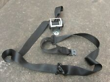 VAUXHALL CORSA D DRIVERS SIDE REAR SEAT BELT 2006-2014 RIGHT HAND 13251319