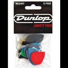Jim Dunlop Medium/heavy Variety Plectrum 12-Pack JD-PVP-102
