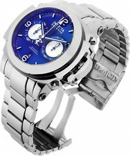 New Mens Invicta 19720 Man of War Swiss Automatic Chronograph Bracelet Watch