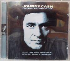 Johnny Cash - Folsom Prison Blues (CD 2005)