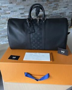Limited Addition Louis Vuitton Keepall Bandouliere 50