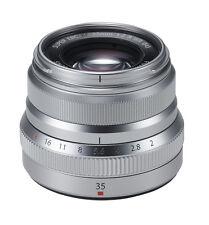 Fujifilm Fujinon Xf35 Mm F2 R WR Lens - Silver