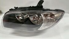 BMW 1 Series E87 130i Halogen Headlight Left Passenger 63117164907