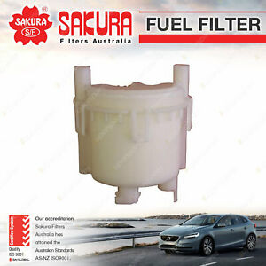 Sakura Fuel Filter for Holden Crewman One Tonner VY II VZ Ptrl 6Cyl V6 3.6 3.8L