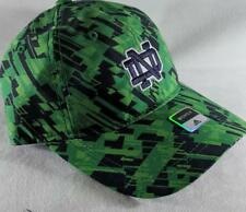 LZ Adidas Women's One Size Notre Dame Fighting Irish Baseball Hat Cap NEW D57