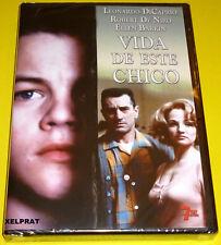 THIS BOY´S LIFE / VIDA DE ESTE CHICO English/Español DVD R2 Precintada