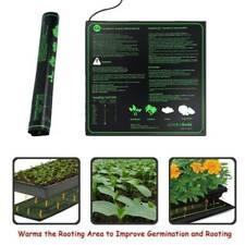 "New listing 20"" x 20"" Waterproof Durable Seedling Heat Mat Warm Hydroponic Heating Pad"