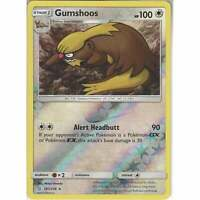 181/236 Gumshoos | Rare Reverse Holo | Pokemon Trading Card Game Unified Minds
