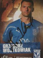 POLEN Grzegorz Wojtkowiak (Lech Poznan) TSV 1860 München Lechia Gdansk EM2012