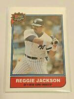 2020 Topps Future Stars Club Baseball April - Reggie Jackson - New York Yankees