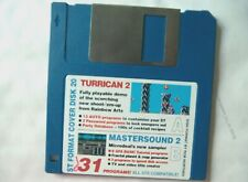62022 Disk 74 ST Format - Turrican 2 / Mastersound 2 - Atari ST ()