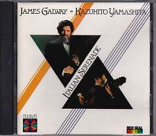 James Galway Kazuhito Yamashita  - Italian Serenade - CD (RCA 5679-2-RC 1986)