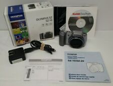 Olympus SZ-10 Camera 14 Megapixels Excellent Condition w/ Box HD 3D Panoramic