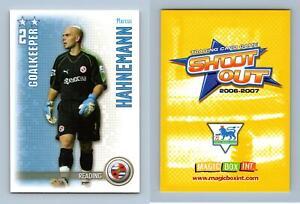 Marcus Hahnemann - Reading Shoot Out 2006-7 Magic Box Int. TCG Card