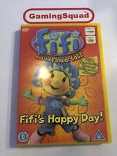 Fifi and the Flowertots, Fifi's Happy Day DVD, Supplied by Gaming Squad