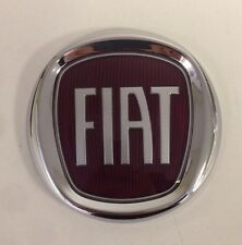 95 mm Nouvelle Fiat 500 Albea Doblo Panda Bravo Calandre Capot Embleme Badge Logo