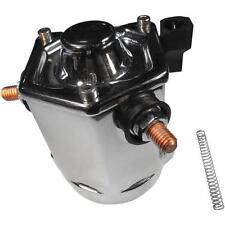 Terry Components - 555140 - Loaded Starter Solenoid Bodies, Chrome