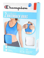 Champion Women's Seamless Racerback Bras (2 pack)